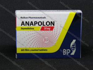 Анаполон Anapolon Oxymetholon Balkan