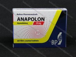 Анаполон Anapolon Oxymetholon Balkan