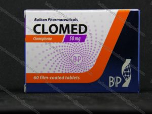 Clomed Clomifen Кломид Balkan