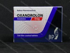 Оксандролон Oxandrolon Balkan