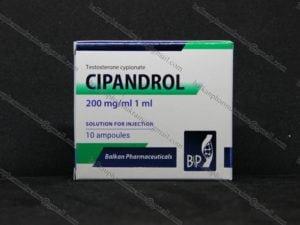 Тестостерон Ципионат Cipandrol Balkan