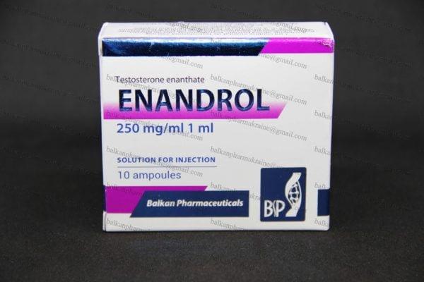 Тестостерон Энантат Enandrol (Testosterona E) Balkan
