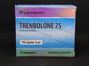 Тренболон Ацетат SP Trenbolone 75 1ml