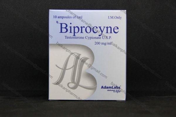 AdamLabs Biprocyne Тестостерон Ципионат