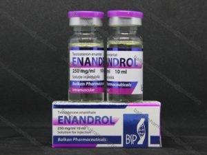 BP Enadrol Тестостерон Энантат Энандрол