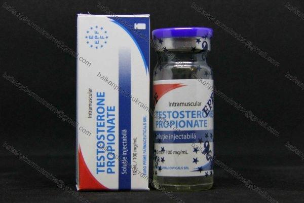EPF Testosterone Propionate Testoged P Пропионат