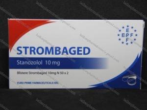 EPF Strombaged Stanozolol Станозолол