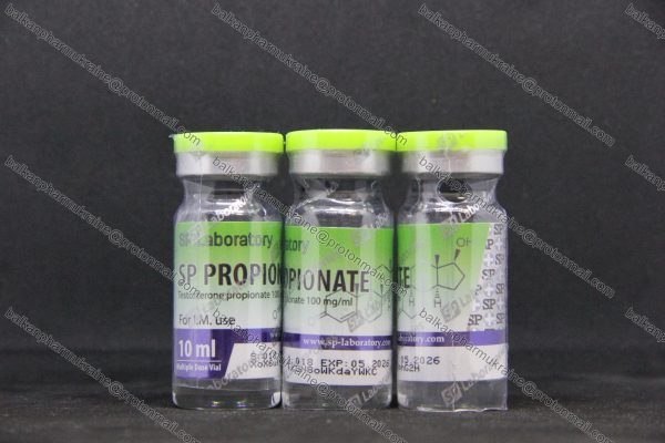 Тестостерон Пропионат SP Propionate 10ml Testosterone
