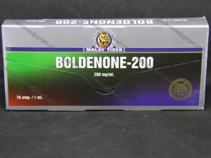 Malay Tiger Boldenone - 200 Болденон