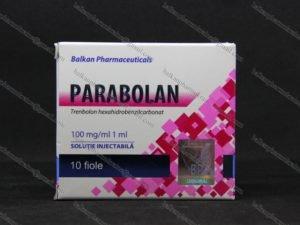 Параболан Parabolan Trenbolon Balkan